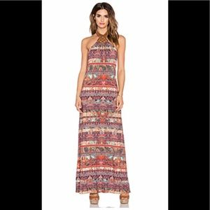 NWT Sky Pamela Maxi Dress